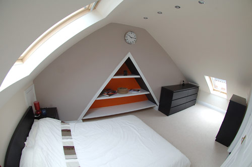 ideas for small attic space - Loft Conversions in Newcastle