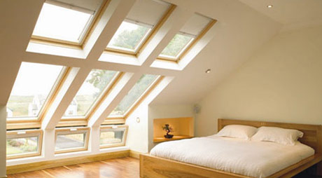 Velux Window Fitting Velux Loft Window Installation In
